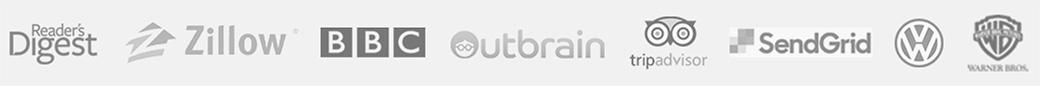 online list maker customer logos