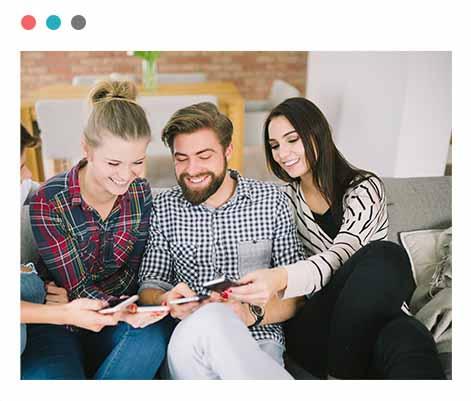 Online list maker engagement