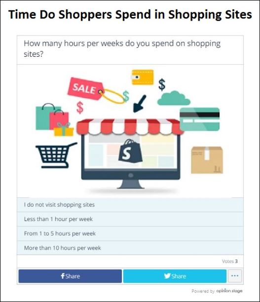Shopify Poll Example