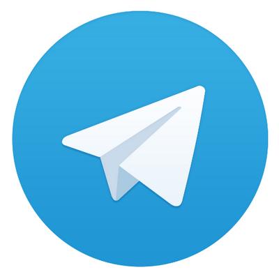 Telegram poll main logo