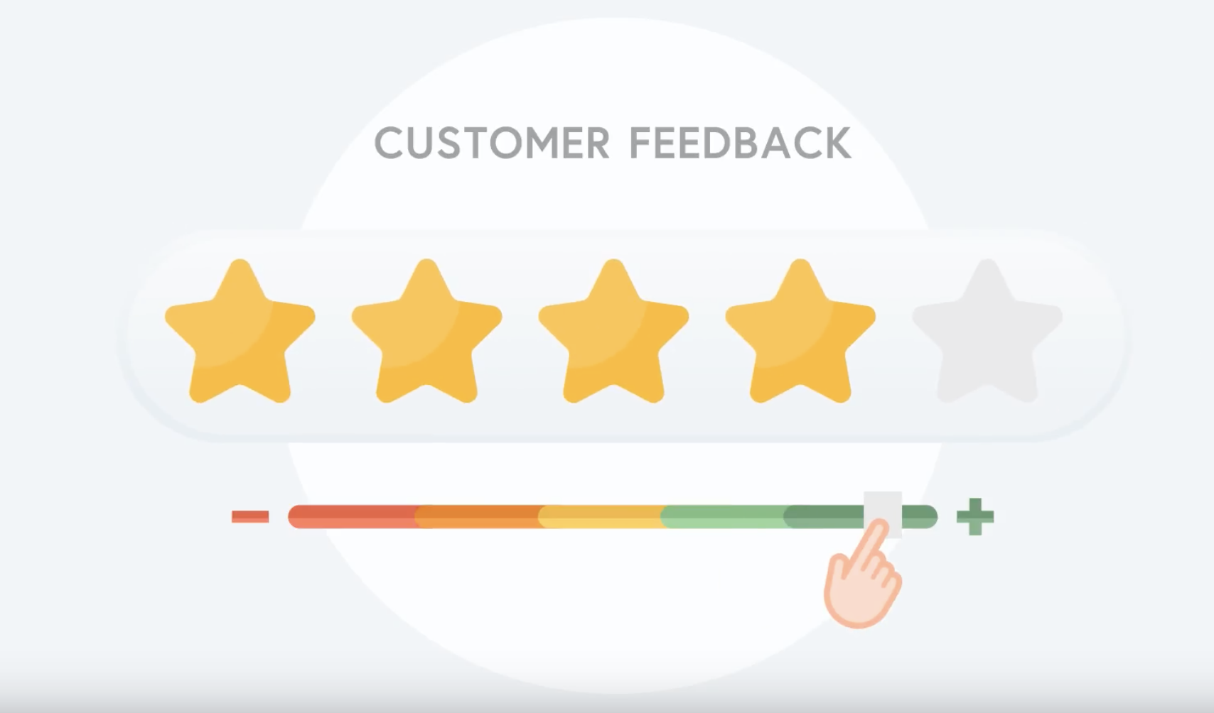 Gather customer feedback