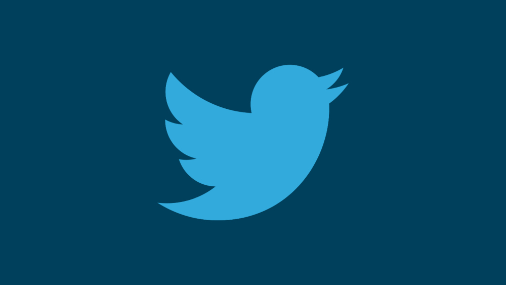 Twitter form logo