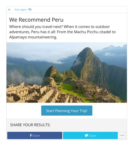 unique and memorable interactive marketing experiences