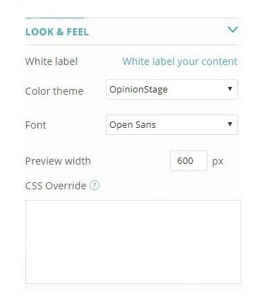 Customize your online list maker