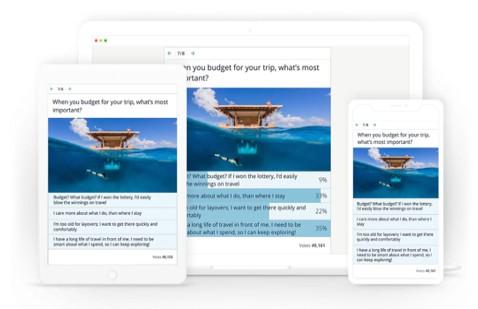 online test maker responsive design